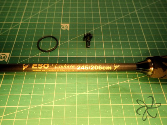 Eso-Tenkara 245/206cm
